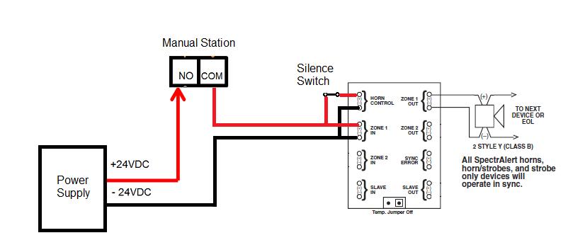 on a strobe wiring diagram